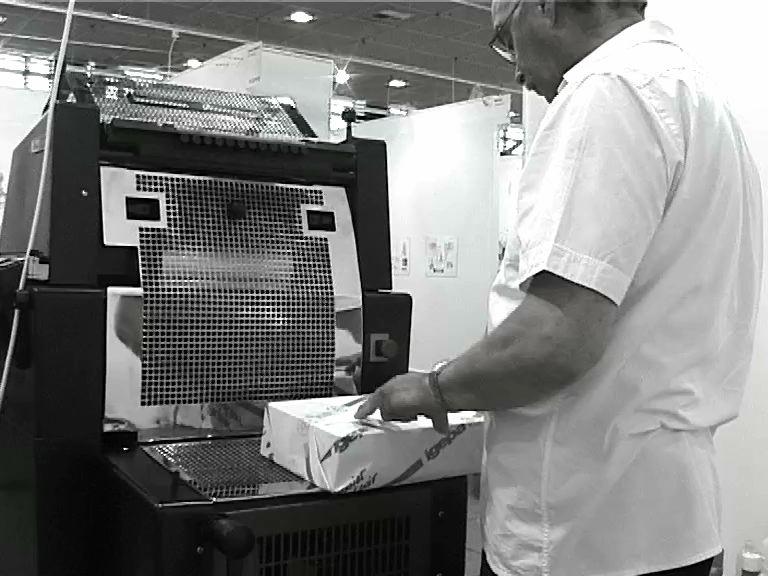 Les Schliesser – »R 45 X Rotaprint«