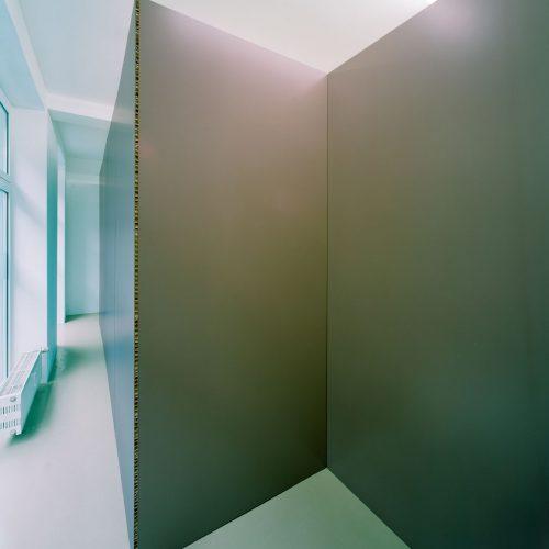 Les Schliesser – »Dead Space«, Installationsansicht