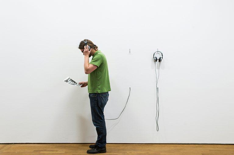 Les Schliesser, Daniela Brahm – »eins und eins sind eins«, Installationsansicht