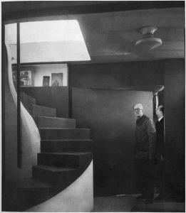 Les Schliesser – »Dokumente des Erscheinens« – »Le Corbusier«