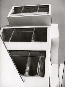 Rotaprint Tischlerei- und Lehrwerkstättengebäude und Produktionshallen, 1959 (Photo: Kirsten & Nather)
